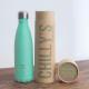 Botella Chilly's 500 ml menta pastel caja