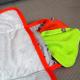 Cambiador Pop in brights fiesta red bolsillo para toallitas