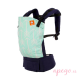 Mochila portabebés Tula Baby Carrier Canvas fletcher
