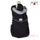 Cobertor de porteo MaM Deluxe SoftShell FLeX negro gris
