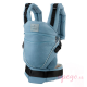 Mochila Manduca XT mochila Softcheck blue lateral