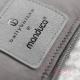 Mochila Manduca XT Softcheck grey detalle