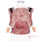 Mochila Fidella Fusion Babysize persian paisley ruby red