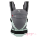 Mochila Manduca XT Butterlfy grey