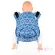Mochila portabebés Fidella Fusion Toddler 2.0 Nigth owl smooth blue