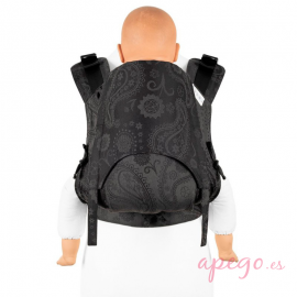 Mochila portabebés Fidella Fusion Toddler 2.0 Persian paisley anthracite