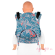 Mochila portabebés Fidella Fusion Toddler 2.0 Sea anchor maritime blue