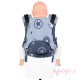 Mochila portabebés Fidella Fusion Toddler 2.0 Outer Space blue