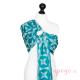 Bandolera Fidella Blossom ocean blue