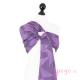 Bandolera Fidella Tangram arte purple
