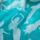 Fular tejido Fidella Sirens blue linen