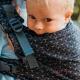 Mochila Portabebés Boba X Onyx tile bebé
