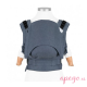 Mochila portabebés Fidella Fusion Toddler 2.0 Chevron denim blue