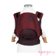 Mochila portabebés Fidella Fusion Toddler 2.0 Outer Space red rubi