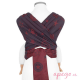 Fidella Fly Tai Outer space ruby red espalda