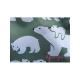 Cobertor de porteo BundleBean polar bear detalle