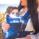 Mochila Beco Toddler Carina Nebula cerca