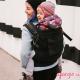 Mochila Toddler Beco Metro Black espalda