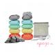 Pack 10 pañales Todo en Dos Pop in unitalla pastel