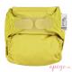 Pañal pop in amarillo colores vivos