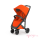 Silla de paseo Greentom Classic Black orange 1