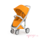 Silla de paseo Greentom Classic Grey sunflower 1