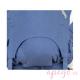 Mochila Fidella Fusion Babysize Chevron Light Blue