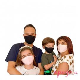 Mascarillas higiénicas antibacterial Quokkababy adultos