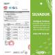 Mascarillas higiénicas antibacterial Quokkababy etiqueta