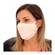 Mascarillas higiénicas antibacterial Quokkababy rosa adulto