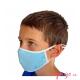 Mascarillas higiénicas antibacterial Quokkababy azul claro