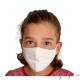 Mascarillas higiénicas antibacterial Quokkababy blanca niño niña