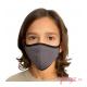 Mascarillas higiénicas antibacterial Quokkababy gris niños y niñas