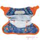 Cobertor pop in velcro twilight garden interior