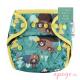 Cobertor pop in broches bear