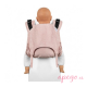 Onbuhimo Fidella butterfly pale pink