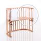 Minicuna Babybay Original Ventilación