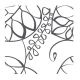 Muselinas Aden + Anais Bamboo Moonlight hojas