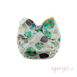 Simplex snaps recién nacido caracoles