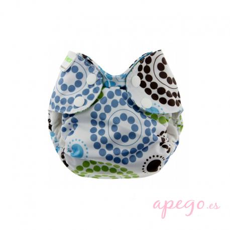 Simplex snaps recién nacido círculos