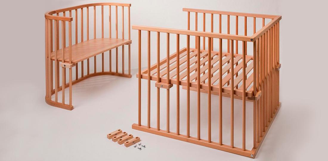 Extensión de minicuna a cuna Babybay