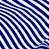 White blue stripes