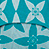 Fidella Blossom ocean blue