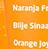 Naranja frutal