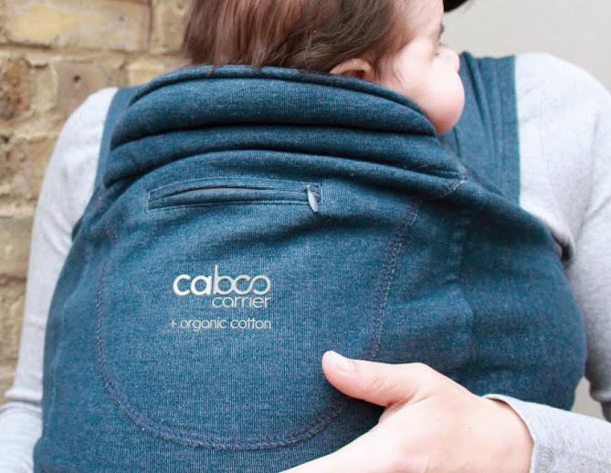 Caboo Organic soporte del cuello