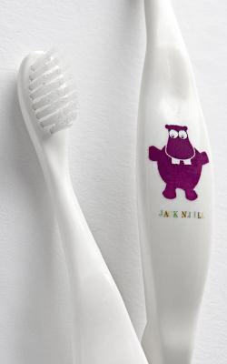 Cepillo dental infantil ecológico Jack n' Jill