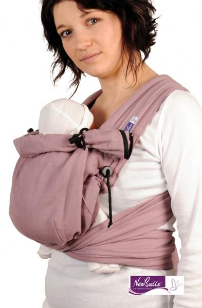 Mei tai portabebé Evolu'bulle Néobulle recién nacido