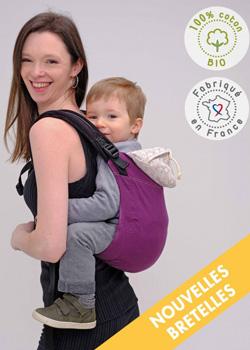 Mochila Néobulle Neo evolutiva para bebés