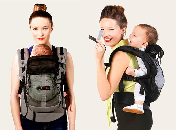 Pack de ampliación Je porte mon bébé